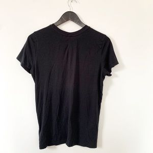 Aritzia The Group by Babaton Sumo  Black T-Shirt S